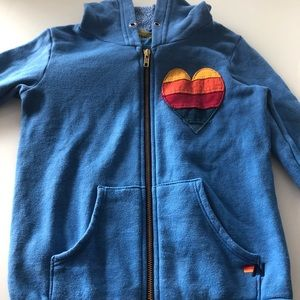 Kids aviator nation hoodie